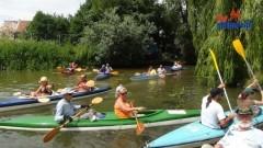X Jubileuszowy Spływ Kajakowy Wodami Żuław - Nowy Staw - 23.06.2013