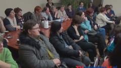 BIEŻĄCA SYTUACJA SZPITALA W SZTUMIE. XLV NADZWYCZAJNA SESJA RADY POWIATU - 03.02.2014