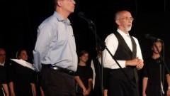 KONCERT CHÓRU THE HOPE SINGERS W NOWYM DWORZE GDAŃSKIM – 12.08.2014