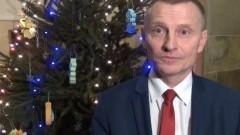 Nowy Dwór Gd. Życzenia Świąteczne Burmistrza Jacka Michalskiego dla mieszkańców – 24.12.2014