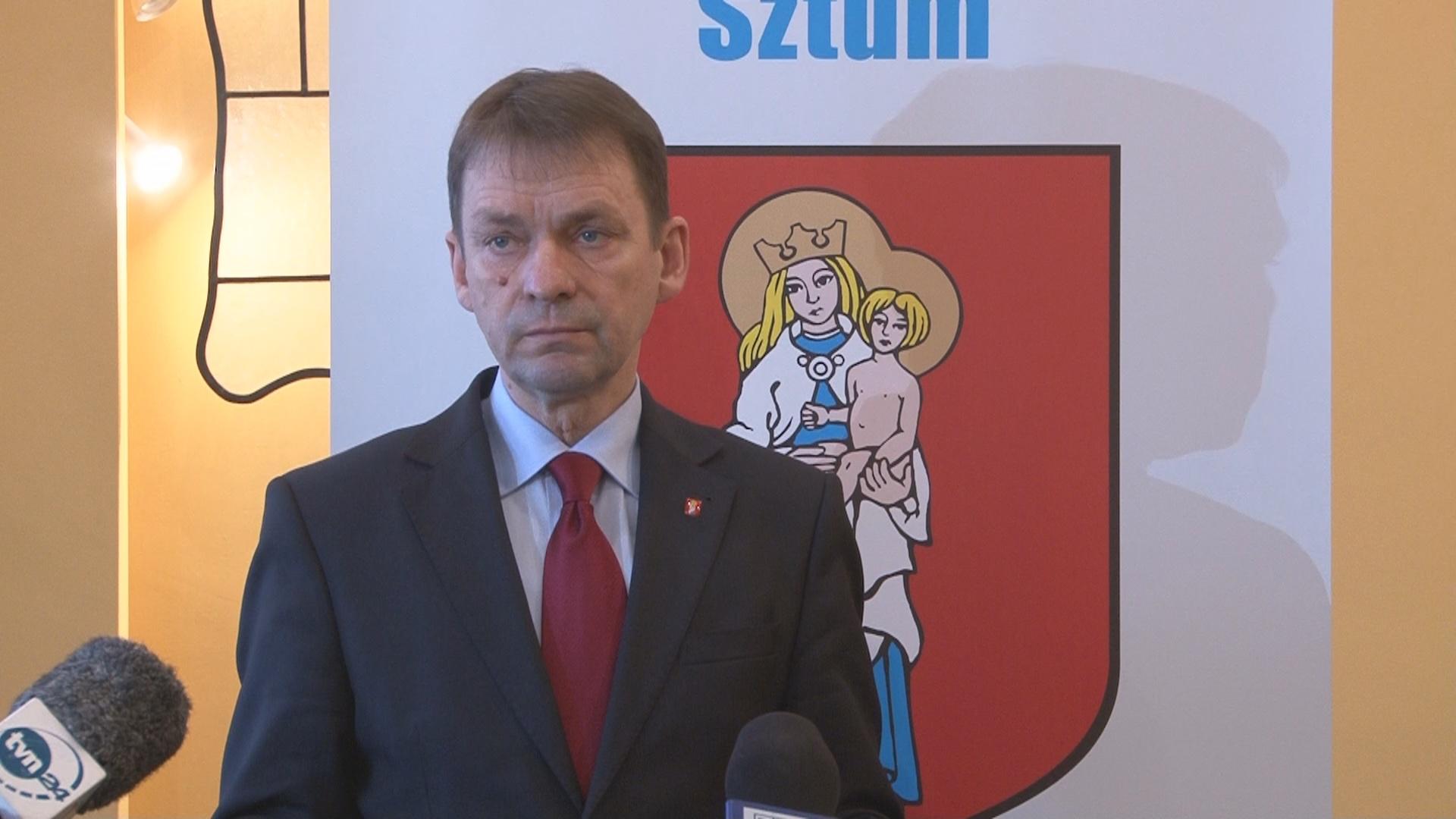 na sprzedaż online świetne dopasowanie ceny detaliczne Przyznał się do winy. Briefing prasowy Burmistrza Miasta i ...