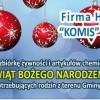 Gmina Sztutowo. Świąteczna zbiórka żywności i artykułów chemicznych - 06.12.2016