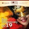 Sylwester 2019 nad morzem w Krynicy Morskiej. Hotel Continental Aqua & Spa zaprasza.