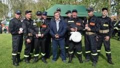 Gm.Ostaszewo. Relacja z Gminnych Zawodów Sportowo-Pożarniczych w Gniazdowie - 15.05.2016