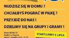 Otwarte zajęcia sportowe dla mieszkańców gminy Stegna - 21.07.2016