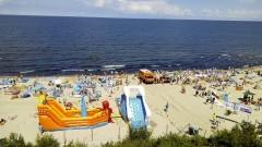 Alarm na plaży w Sztutowie. Brzegowa Stacja Ratownictwa w akcji – 02.08.2016