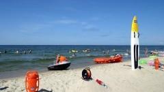Jantar. Utopił się 48 - letni mężczyzna. Kolejna ofiara bałtyku - 25.08.2016