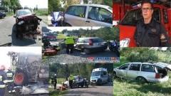 Nowodworski Raport Straży Pożarnej ubiegłego tygodnia - 29.08.2016