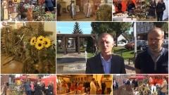 Nowy Dwór Gd. Zaproszenie na Dożynki Gminne 10 Września Marynowy 2016 - 10.09.2016