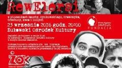 Nowy Dwór Gd. Koncert charytatywny dla Izuni. Zaśpiewają Rewelersi - 23.09.2016