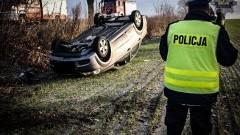 Jesienne nasilenie wypadków. Policjanci apelują o ostrożność na drogach - 25.10.2016