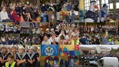 """Sztutowo. Inauguracja projektu ,,Pomorski dzielnicowy oczami dziecka"""" - 20.10.2016"""