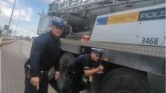 Powiat Nowodworski. Policjanci przeprowadzili działania Truck@Bus - 25.10.2016