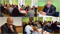 Radni przeciwko podwyżce za ścieki. XXII Sesja Rady Gminy Sztutowo - 3.11.2016
