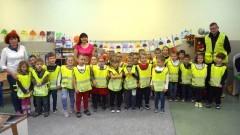 Ostaszewo. Policjanci odwiedzili przedszkolaków - 10.11.2016