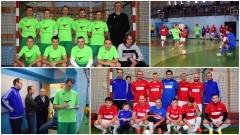 Nowy Dwór Gd. IV kolejka Żuławskiej Halowej Ligi Piłki Nożnej – 10.12.2016