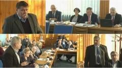 Budżet gminy na rok 2017 oraz problem dewastacji dróg przy budowie drogi ekspresowej S7. XXVII (Budżetowa) Sesja Rady Miejskiej w Nowym Dworze Gdańskim - 22.12.2016