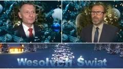 Życzenia Świąteczne burmistrza Nowego Dworu Gdańskiego Jacka Michalskiego oraz Przewodniczącego Rady Miejskiej Wojciecha Krawczyka - 17.12.2016
