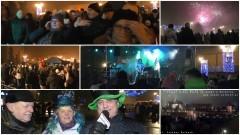 Miejski Sylwester na Placu Jagiellończyka w Malborku - 31.12.2016/01.01.2017
