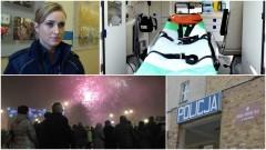 Krwawy finał sylwestrowej nocy w Malborku. Ugodzony nożem trafił do szpitala - 31.12.2016-01.01.2017