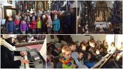 Lubieszewo. Koncert kolęd na flażoletach w Sanktuarium Matki Bożej Szkaplerznej - 08.01.2017