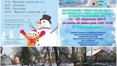 Nowy Dwór Gd. Jak spędzić ferie zimowe? - 12.01.2017