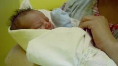 Jerzy, witaj na świecie w Szpitalu Polskim w Sztumie! - 09.02.2017