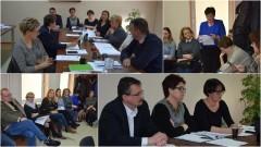 Stegna. Nagranie z posiedzenia komisji. Radni analizowali projekty uchwał dot.zmian w oświacie - 23.02.2017