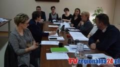 Stegna. Posiedzenie komisji w Urzędzie Gminy - 27.02.2017