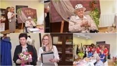 Stegna. 100 lat Joanny Ślebody. Setne urodziny - 24.02.2017