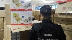 Zarekwirowano zabawki za prawie milion złotych - 06.03.2017