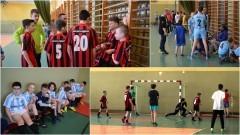 Sztutowo. Mini Turniej Halowej Piłki Nożnej - 25.02.2017