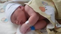 Sztum: Ignacy witaj na świecie! Radnemu Adamowi Kaszubskiemu urodził się synek – 17.03.2017