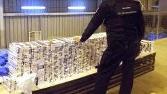 Zatrzymany przemyt ponad 68,5 tys. szt. papierosów - 02.04.2017