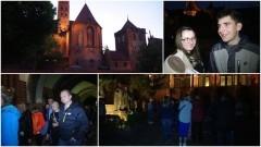To była wyjątkowa noc dla miłośników muzeów. Malborski Zamek jakiego dotąd nie widzieliście - 20.05.2017
