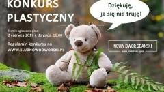 """Żuławski Park Historyczny proponuje konkurs plastyczny """"Dziękuję, ja się nie truję!"""""""
