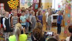 Przedszkolaki ze Stegny świętują Dzień Matki (wideo, zdjęcia) - 26.05.2017