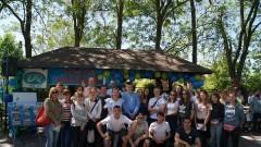 Warsztaty geocachingowe w nowodworskim ZS nr 2 – 26.05.2017