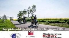 """Fundacja """"Niewidomi Na Tandemach"""" zaprasza do udziału w Rajdzie Wielkopolskim 19-24.06.2017"""