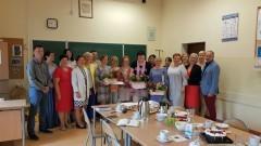 Trzech dyrektorów szkół odchodzi na emeryturę. Cykliczne spotkanie dyrektorów szkół nowodworskich 12.06.2017