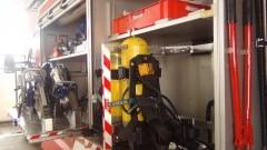 Raport Państwowej Straży Pożarnej w Nowym Dworze Gdańskim. Nadal jest sucho, więc strażacy wyjeżdżają do pożarów.