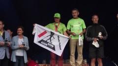 Znowu Mikoszewo na podium dla zwycięzców na Międzynarodowych Zawodach o Puchar Polski Nordic Walking w Elblągu 24.06.2017