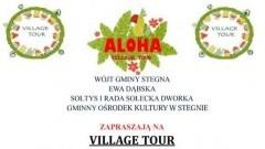 Gmina Stegna : Zapraszamy na Village Tour 2017 - 29.07.2017