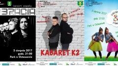 Ostaszewo zaprasza: Sierpniowy Impuls Kulturalny 5 sierpnia - 05.08.2017