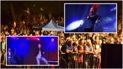 Dzierzgoń: RED LIPS rozgrzali publiczność. Moc zabawy przy koncertach, konkursach i magii iluzjonisty – 28/29-07-2017