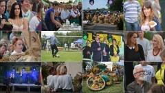 Ostaszewo: Złociste korony, przepiękne stoiska i walki gladiatorów - czyli Dożynki Gminne 2017 - 09.09.2017