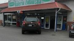 NDG: Zapraszamy z autem do środka, napisał pan Krzysiek autor tego zdjęcia - 04.10.2017