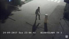 Uwaga! Rozpoznajesz wandali z kamer monitoringu ? Powiadom koniecznie Policję! - 12.10.2017