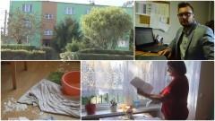 Dzierzgoń: Cieknący dach, grzyb i odpadający tynk. Schorowana lokatorka walczy o godne warunki – 16.10.2017