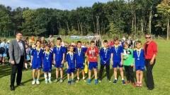 Sportowe sukcesy uczniów ZSP Drewnica! - 10.10.2017